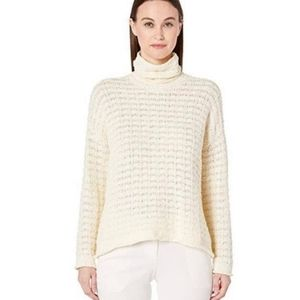 Eileen Fisher NWT* organic Peruvian cotton sweater